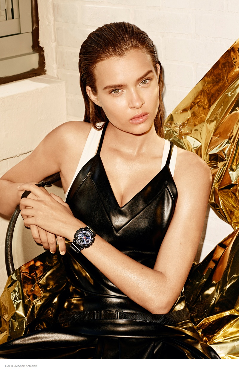Dänisch Design Casio G-shock Launches First Women's Watches (photos)