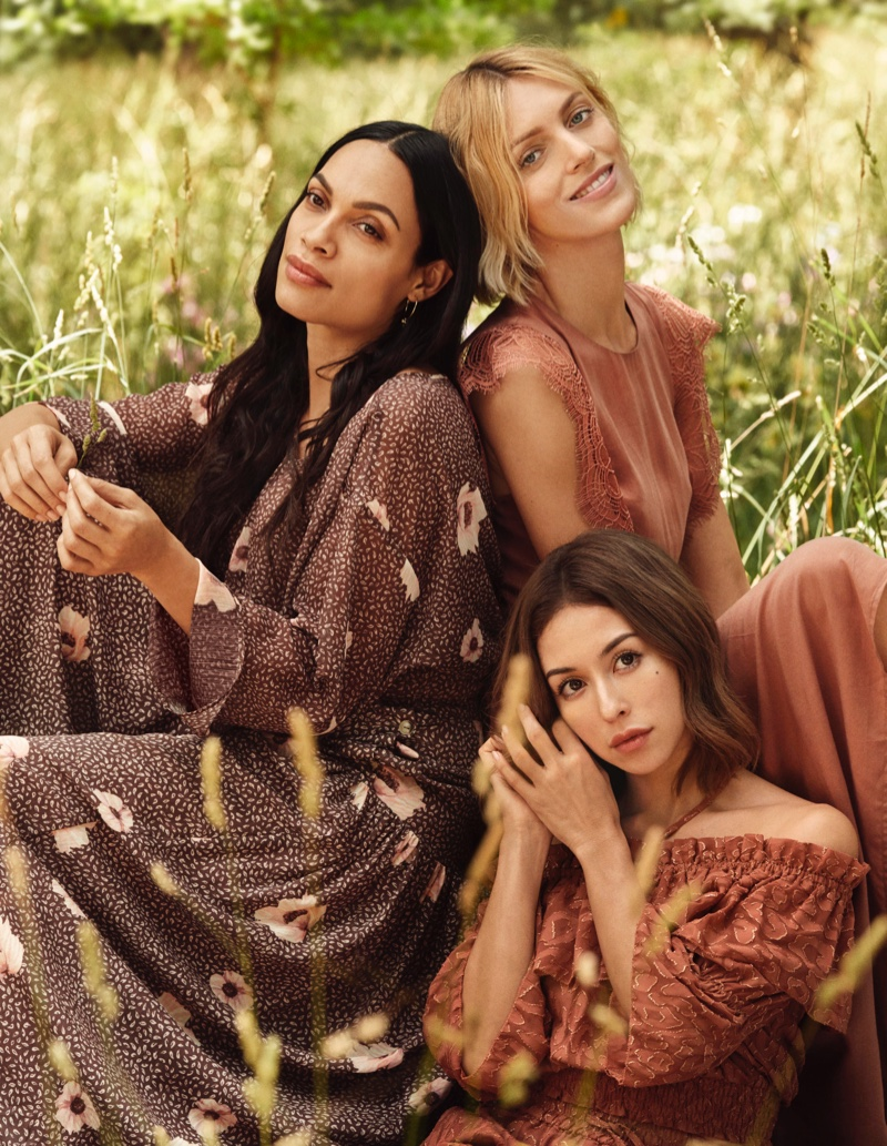 H&m Werbung H M Conscious 2019 Collection Campaign Fashion Gone Rogue