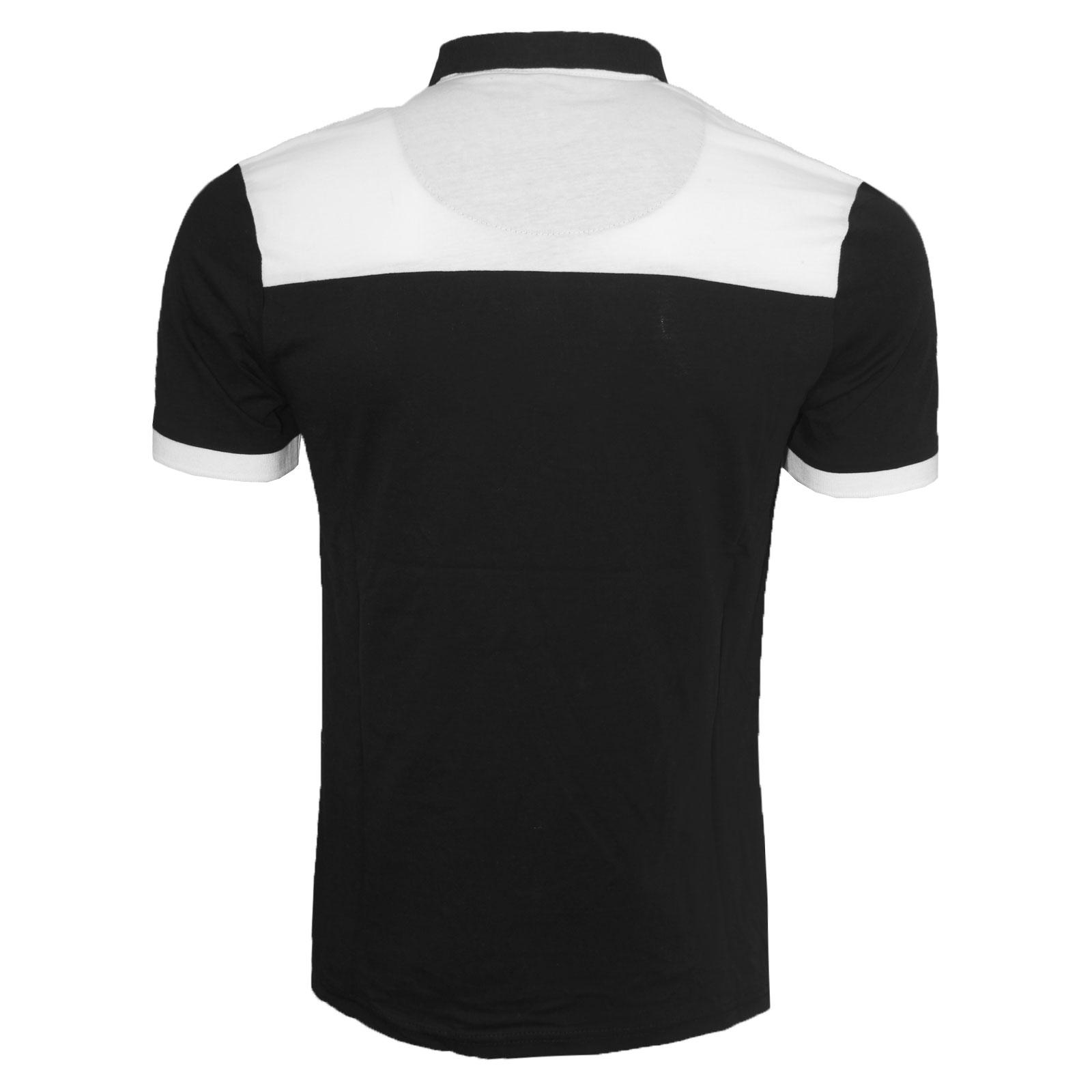 New mens smart design short sleeve collar polo