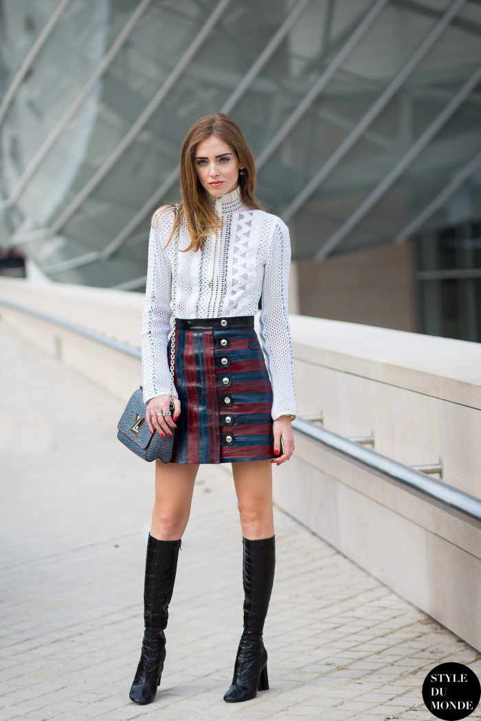 Gorgeous Fall Wallpaper Button Front Skirts Street Style Looks 2019 Fashiongum Com
