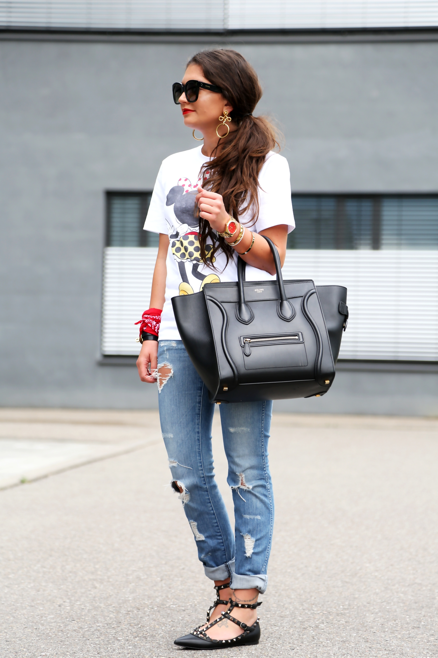 Bettwäsche H Und M That Minnie Mouse Shirt Victoria Beckham X Disney