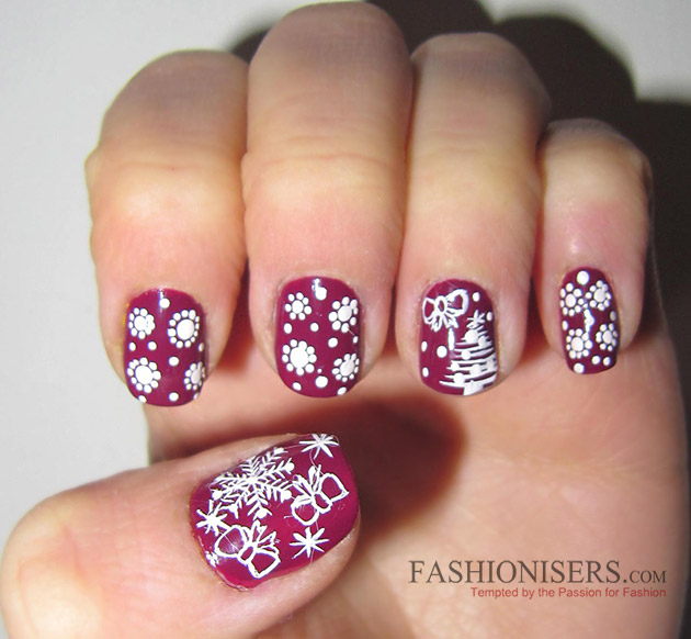 New Year\u0027s Eve Nail Art Designs That Scream Cuteness Fashionisers©