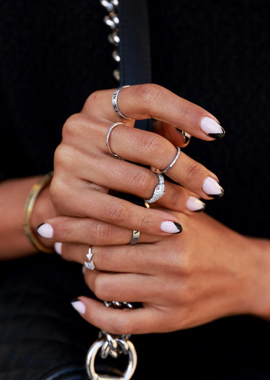 How To Mix And Match Nail Polish Colors Fashionisers