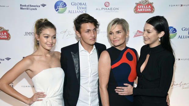 Yolanda Hadid Will Host Her Own Lifetime Reality Show To