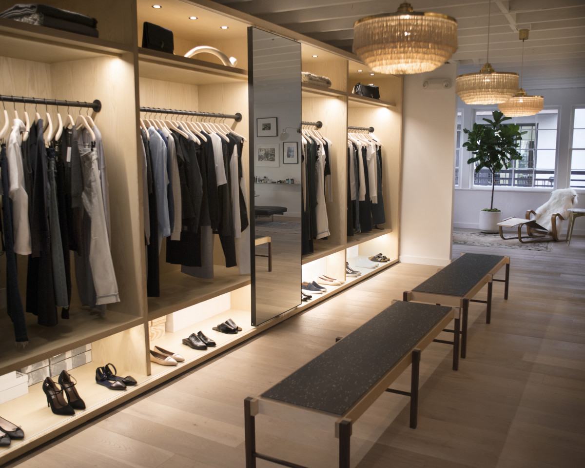 Retail Lighting Stores Sydney The Best Minimalist Stores For Online Shoppers Fashionista