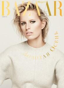 Harper's Bazaar Russia September 2013 - Karolina Kurkova