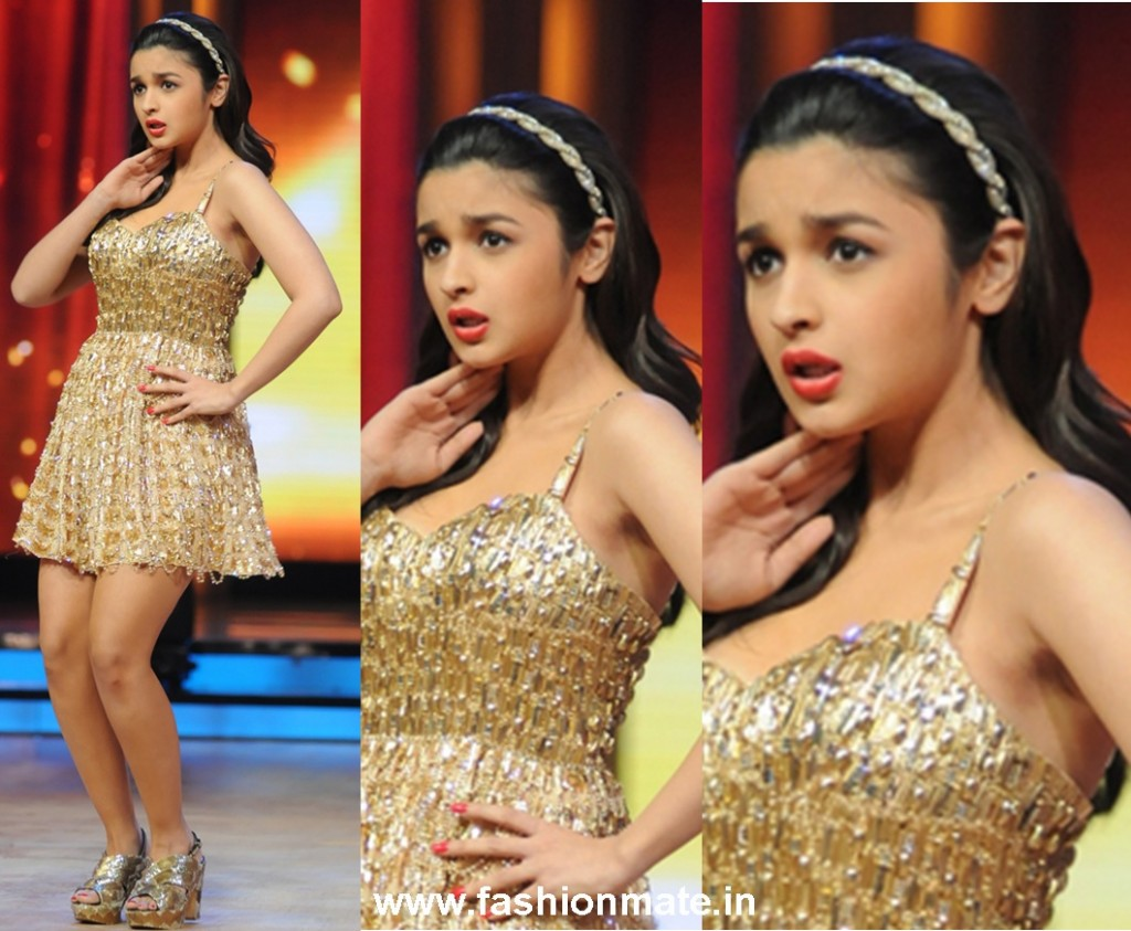 Disco Deewane Song From Student Of The Year Fashion Round Up Alia Bhatt 39s Sexy Head Band 39s In