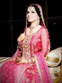 Designer Pakistani Wedding Dresses 2015  FashionMora