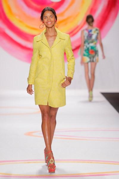 Spring/Summer 2014 Fashion Review: Desigual   www.fashion ...