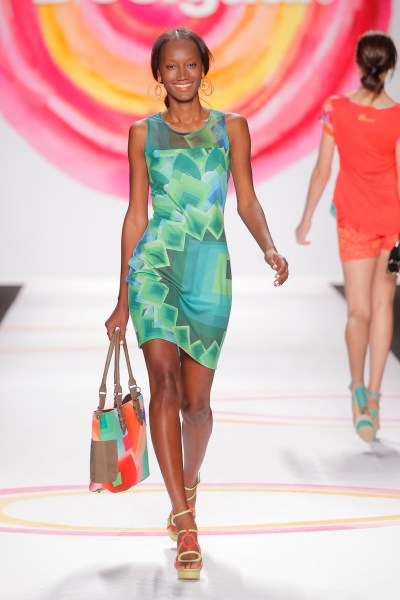 Spring/Summer 2014 Fashion Review: Desigual | www.fashion ...