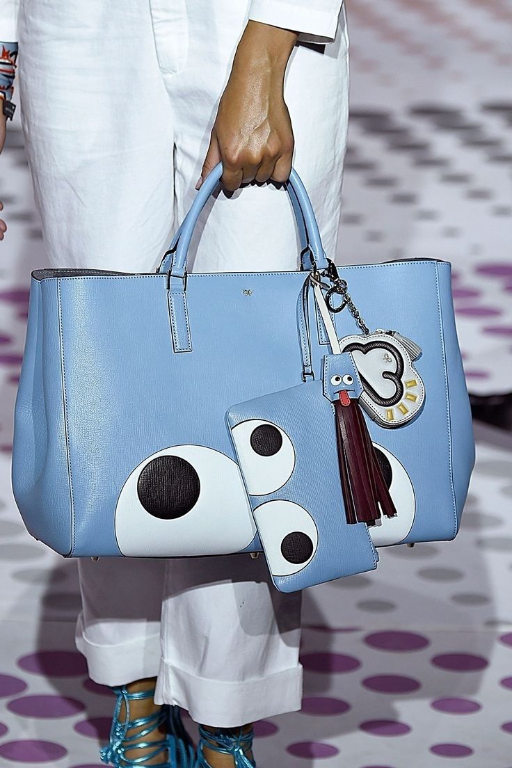 Anya Hindmarch The Nocturnal Eyes Collection
