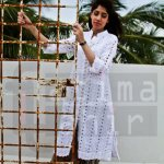 Fatima Tahir trendy summer dress collection 2013 (5)