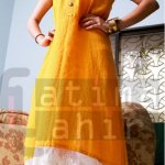 Fatima Tahir trendy summer dress collection 2013 (1)