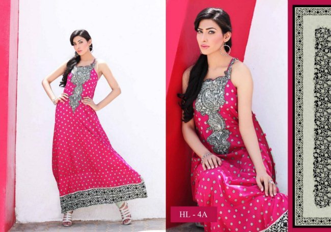 Hira Lari Formal Lawn Collection For Women (4)