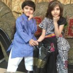 Nishat Linen Summer Collection 2013 For Kids (4)