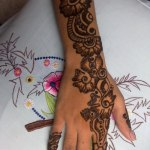 Beautiful Mehndi designs for bridal (5)