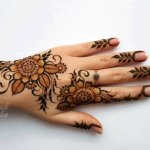 Beautiful Mehndi designs for bridal (7)