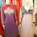 Formals nice party wear dress collection 2013 (1)