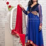 Mansha Latest Spring summer party wear dress collection (1)