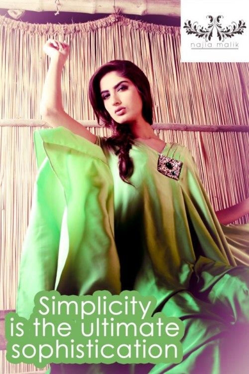 Najia Malik Beautiful Summer Prints (3)