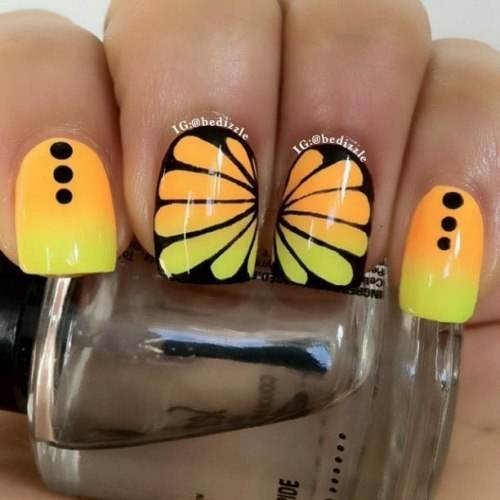 Party nails designs collection for women (20)