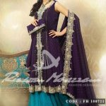 Trendy and Stylish Bridal Dress accumulation By Rizwan Moazzam (6)