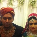 Geo News Anchor Samina Ramzan Wedding Pictures (8)