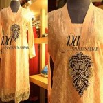 Naureen Arbab party casual dress for girls 2013 (2)
