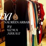 Naureen Arbab party casual dress for girls 2013 (3)