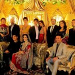 Pakistani Model Mehreen Syed Wedding With Ahmed Sheikh (9)