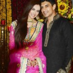 Pakistani Model Mehreen Syed Wedding With Ahmed Sheikh (5)