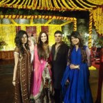 Pakistani Model Mehreen Syed Wedding With Ahmed Sheikh (6)