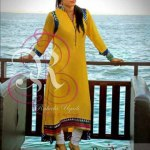 Rabeela Uqaili summer party wear 2013 (9)