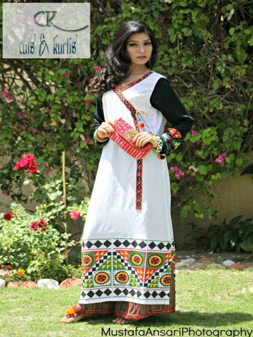 Cuts and Kurtis voguish Summer collection 2013 (7)