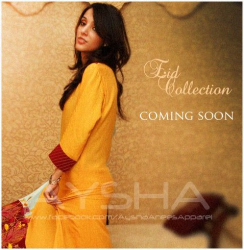 Aysha Anees Eid Collection 2013 for Girls (7)