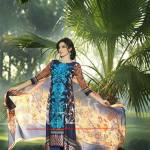 Blossom by Lala Textile Latest Eid Lawn Collection 2013 003