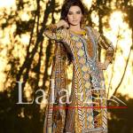 Blossom by Lala Textile Latest Eid Lawn Collection 2013 016