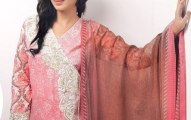 Kiran Komal Pearl summer wear dress collection for girls by Shabbir textile ltd (3)