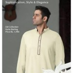 Nabeel and Aqeel Eid kurta collection for men 2013 (5)