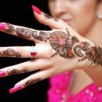 New Women Hand Mehndi Designs 2013 (1)