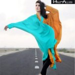 Hina Aamir Party Dresses 2013 For Ladies (11)