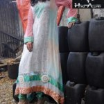 Hina Aamir Party Dresses 2013 For Ladies (8)