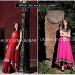 Umsha by Uzma Babar Eid ul Adha Collection 2013 (6)