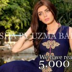 Umsha by Uzma Babar Eid ul Adha Collection 2013 (1)