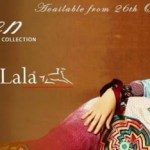 Afreen By Lala Embroidered Winter Dresses 2013 For Women and Girls (10)