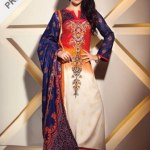 Al Karam Fall Eid ul Azha Beautiful Dresses 2013 (2)