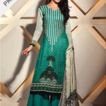 Al Karam Fall Eid ul Azha Beautiful Dresses 2013 (5)