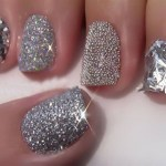 Beautiful Stylish Painted Nail Art Design Collection 2013-14 (9)