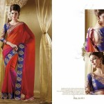 Diwali Special Latest Dresses by Saheli Couture (6)