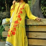Girls Stylish Winter Dress Collection by AM Clothing (5)